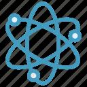 atom, atomic, bond, electron, genius, molecular, science