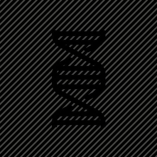 Biology, chemistry, dna, dna stand icon - Download on Iconfinder