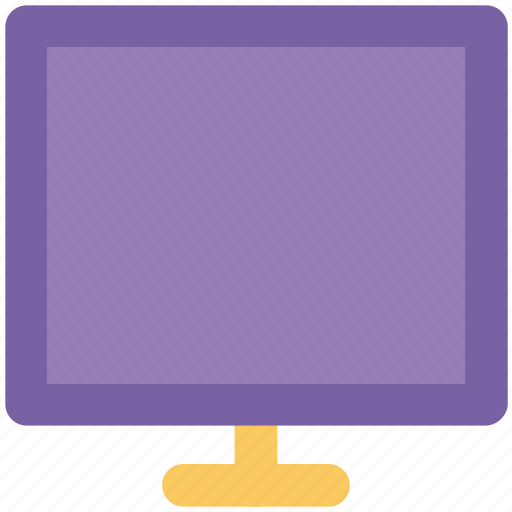 computer screen, lcd, led, monitor, monitor screen, screen icon