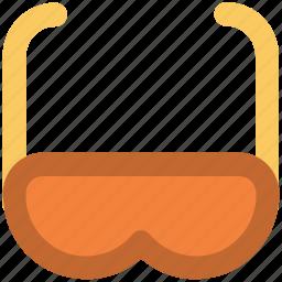 eye frame, eyeglasses, eyewear, glasses, goggles, shades, specs, spectacles icon