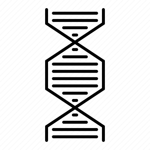 dna, education, science, study icon