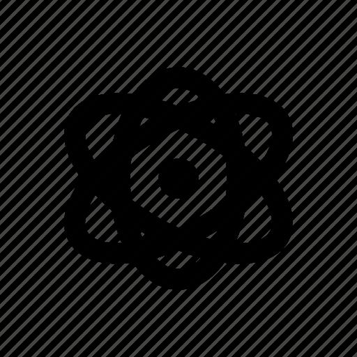 atom, experiment, science, test, wisdom icon
