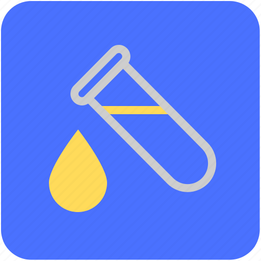 culture tube, lab accessories, lab test, sample tube, test tube icon