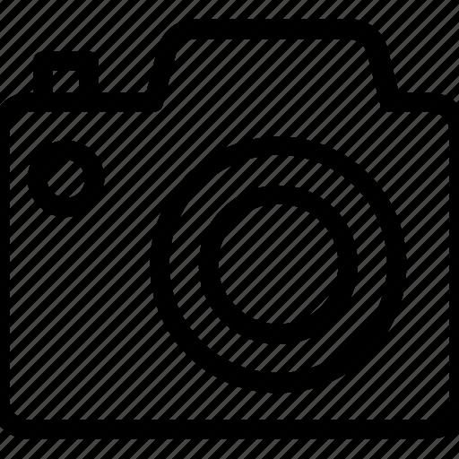 camera, digital camera, flash camera, photography, picture icon