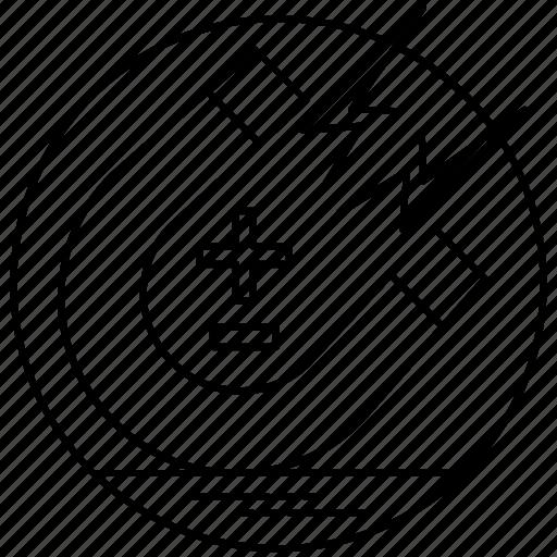 horseshoe, magnet, magnetic power, physics, u shaped magnet icon