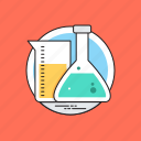 biotechnology, clinical research, pharmacology, research lab, science lab icon