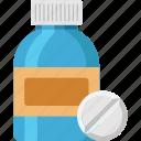 drugs, medicine, medicine jar, pharmacy, pills icon