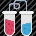 experiments, laboratory, sample, test tube, tube icon