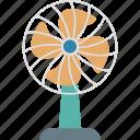 fan, pedestal fan, appliance, table fan, ventilator icon