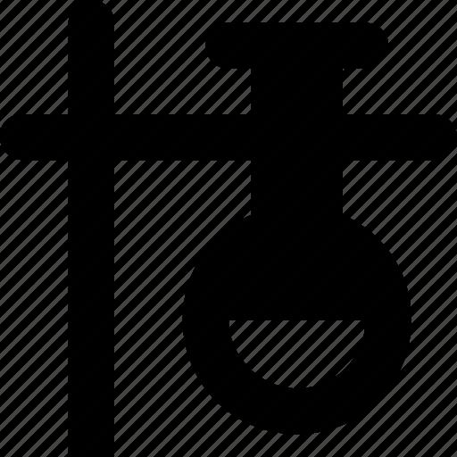 beaker, chemical, experiment, flask, laboratory icon