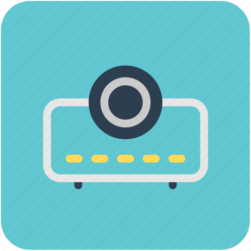 ceremonial, movie projector, multimedia, projector, video projector icon