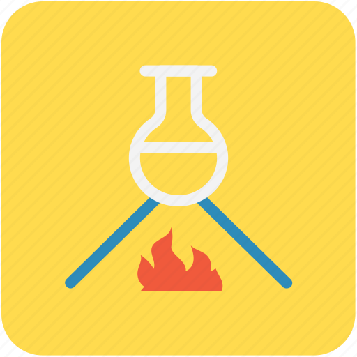 lab experiment, lab flask, laboratory, research, science icon