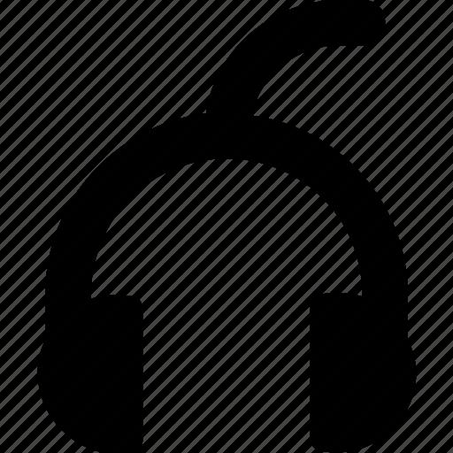 earbuds, earphones, earspeakers, headphone, music icon