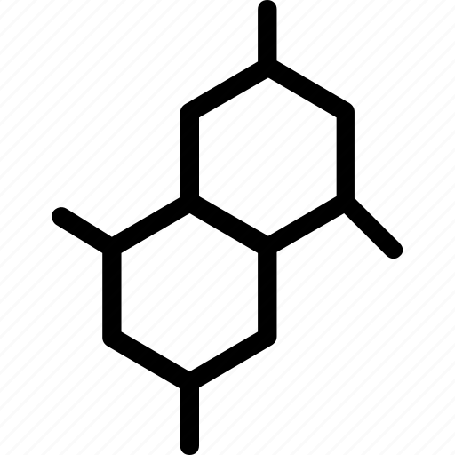 atom bond, hexagon, molecular bond, molecular configuration, molecule icon
