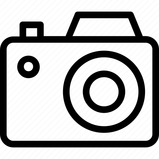 camera, digital camera, photo, photography, picture icon