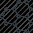 atom, dna, molecular structure, molecule, science