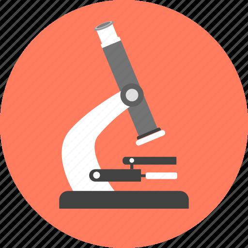 analysis, chemistry, lab, microorganism, microscope icon