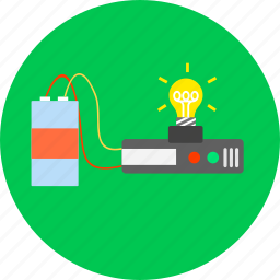 experiment, lab, project, test icon