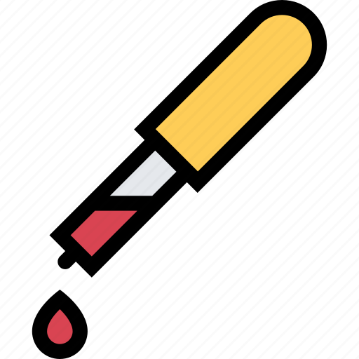 Chemistry, physics, pipette, science, study, university icon - Download on Iconfinder