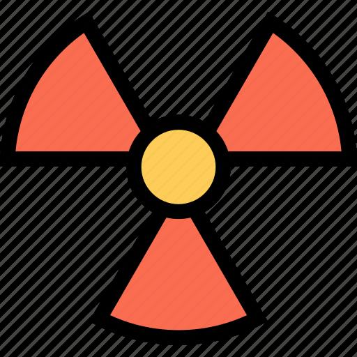 chemistry, physics, radiation, science, study, university icon