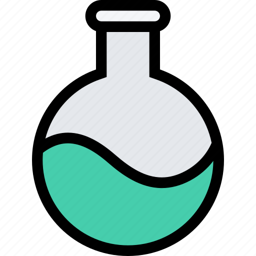 chemistry, physics, science, study, test, tube, university icon