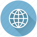 browser, earth, global, globe, internet, map, navigation, planet, seo, sphere, travel, world icon
