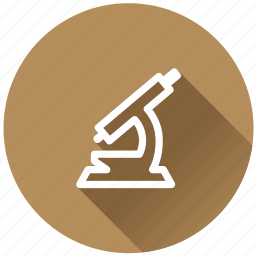 analysis, biology, education, enlarge, equipment, glass, instrument, lab, laboratory, lens, magnifier, magnify, medical, micro, microscope, research, scale, school, science, scientific, scientist, search, technology, test, tool, tools, virus icon