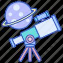 astronomy, planets, telescope