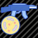 bio, weapon, gun