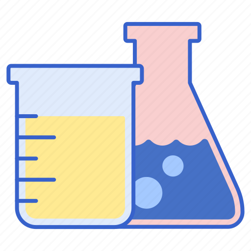 chemical, chemistry, laboratory icon