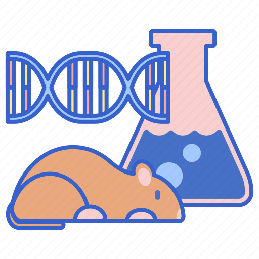 experiment, lab, research icon