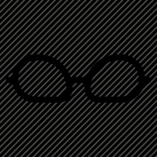 eyewear, glasses, lab, protection icon