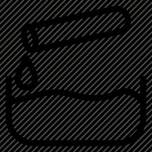 beaker, lab, test, tube icon