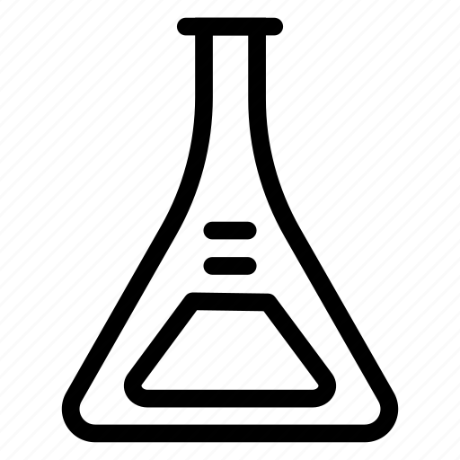 experiment, flask, lab, testing icon
