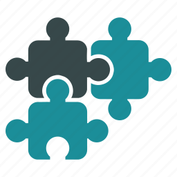 component, connect, game, piece, plugin, puzzle, solution icon