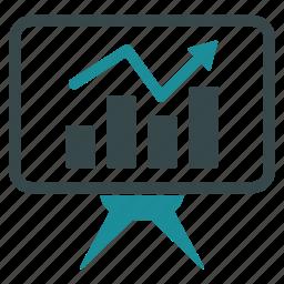 analysis, analytics, bar chart, diagram, graph, graphs, report icon