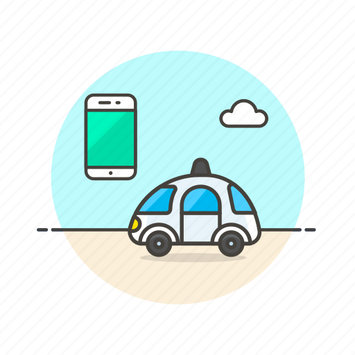 car, device, gps, navigation, science, smart, technology, vehicle icon