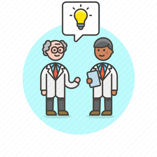 bulb, creative, experiment, idea, lab, scientist, technology, think icon