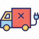 car, electric car, electric motor, electric vehicle, plug icon