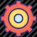 cog, cogwheel, maintenance, repair, services icon