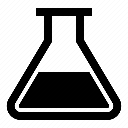 beaker, chemistry, experiment, laboratory, science, solution, test tube icon