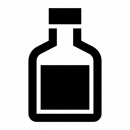 bottle, chemistry, flask, medicine, mixture, potion, science, solution icon