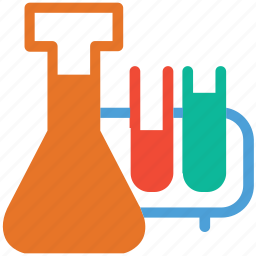 experiment, flask, lab, laboratory icon