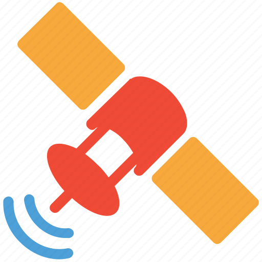 antenna, satellite, space, wireless icon