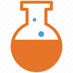 experiment, laboratory, liquid, test icon