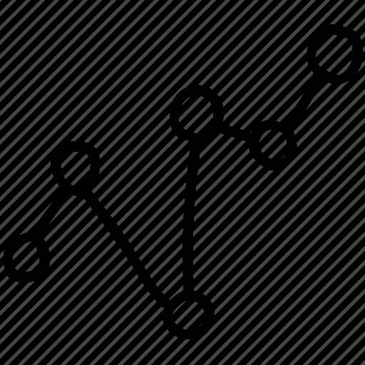 atom, biotechnology, genetic, molecule icon