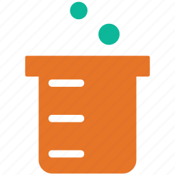 experiment, flask, laboratory, testtube icon