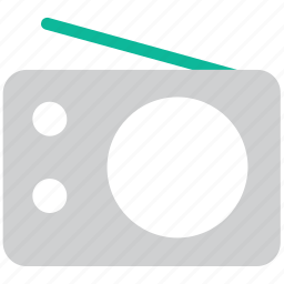 arial, network, radio, wireless icon