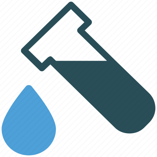 chemical, chemical drop, liquid, test icon