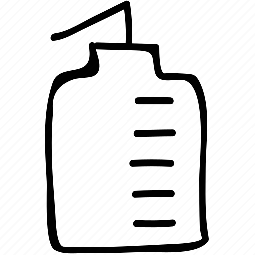 experiment, laboratory, medical jar, test icon